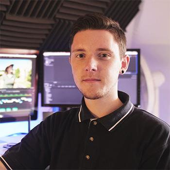 Greg Thom - Editor & Cameraman
